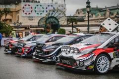 FIA WORLD RALLY CHAMPIONSHIP 2018