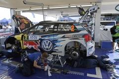 WRC Rally France 2016
